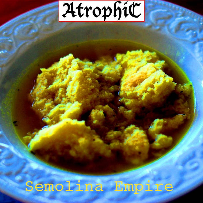 Semolina Empire cover art