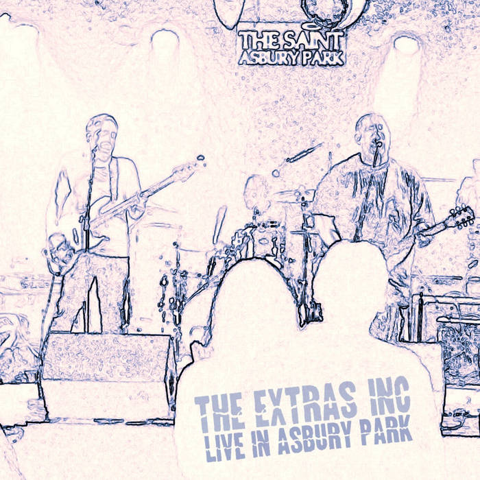 Live In Asbury Park cover art
