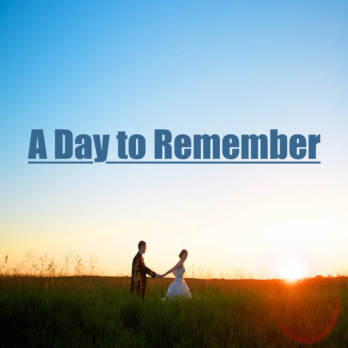 A Day to Remember cover art