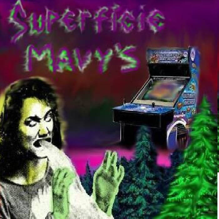 Superfície cover art