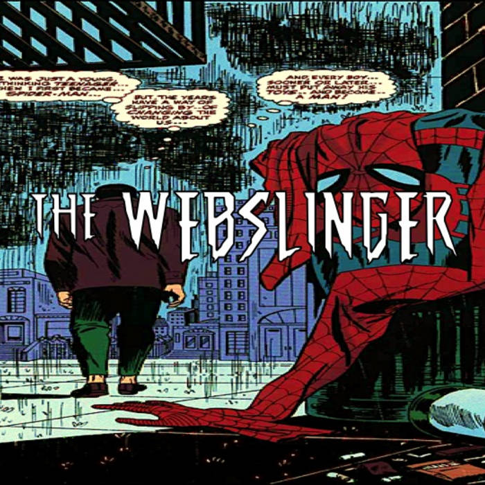 Cobwebs Vol.5 Spencer's Web cover art