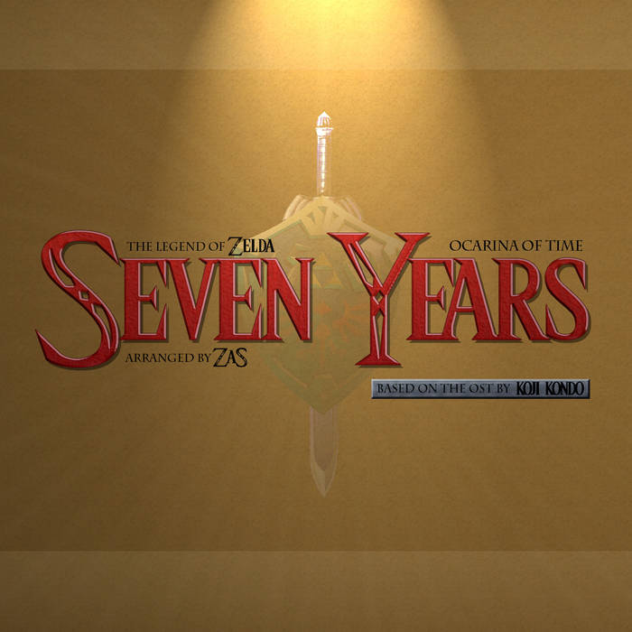 Seven Years (a work in progress) cover art