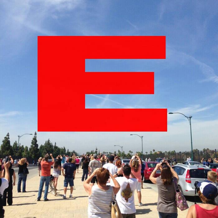 Red E cover art