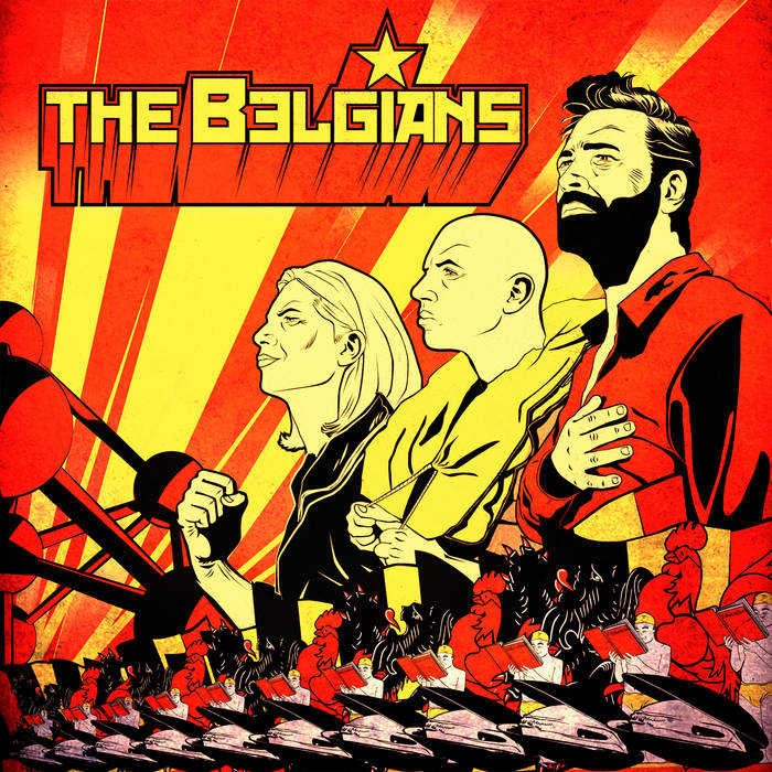 The Belgians cover art