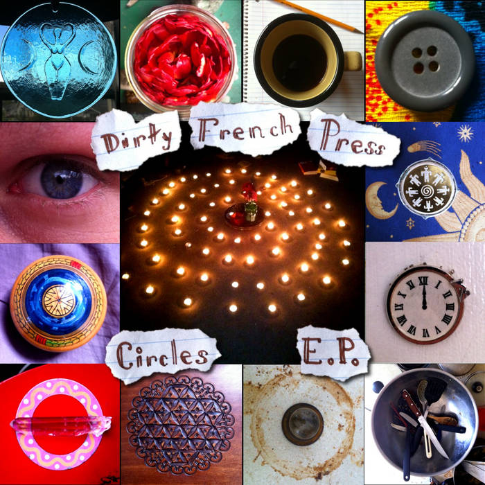 Circles E.P. cover art