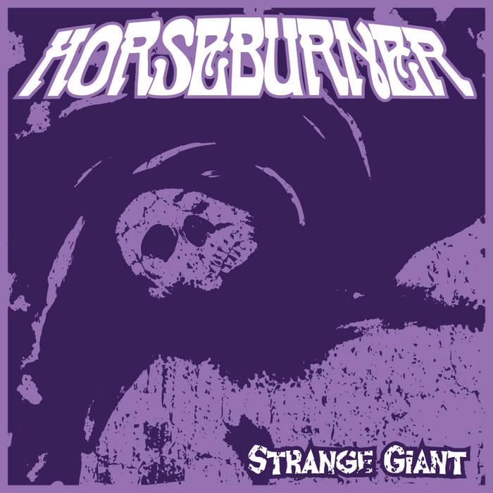 Strange Giant cover art