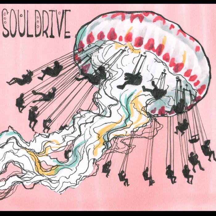 SoulDrive cover art