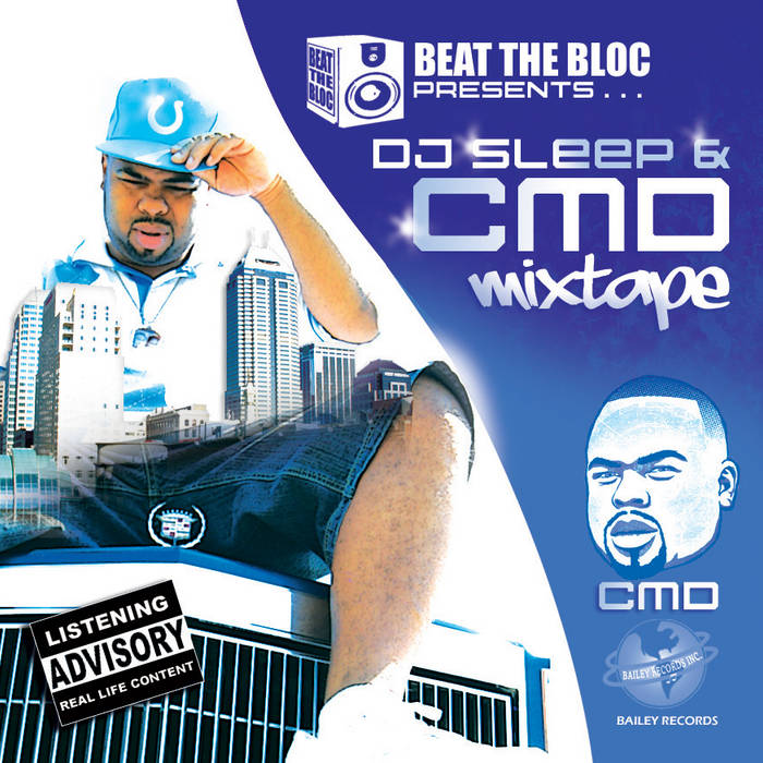 B.T.B CMD STREET MIX cover art