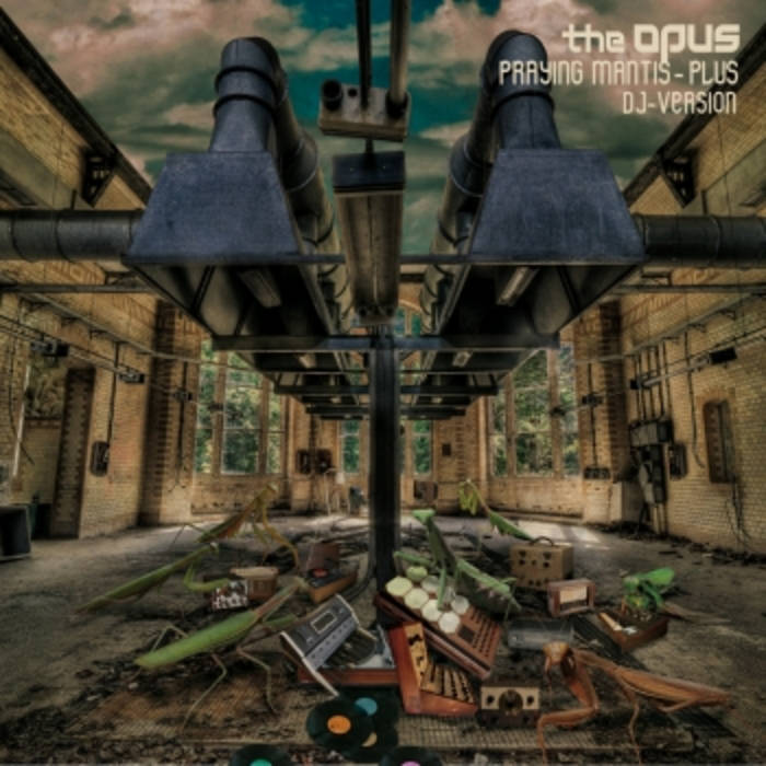 Praying Mantis-Plus DJ Version cover art