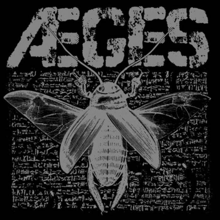 "Roaches b/w Dirt 7"" EP cover art"