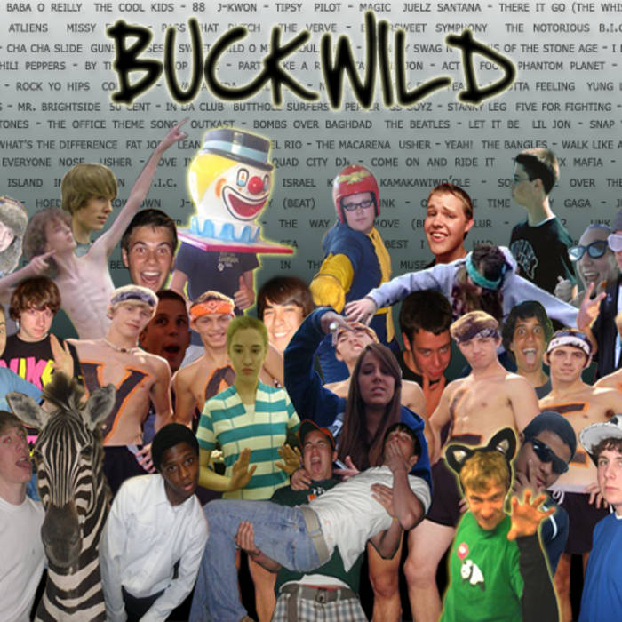 Buckwild cover art