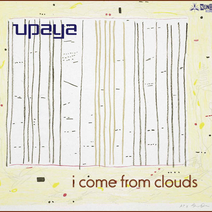 i come from clouds cover art