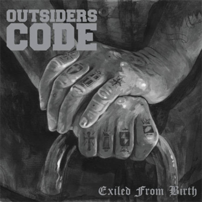 Outsider For Life cover art