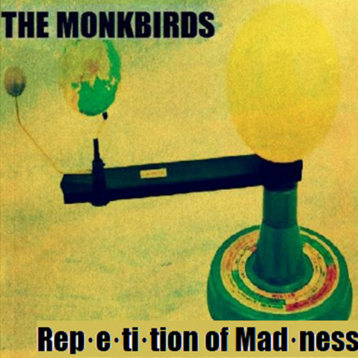 Rep·e·ti·tion of Mad·ness cover art