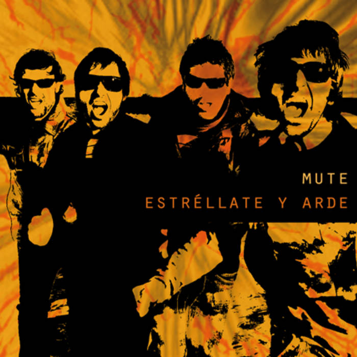 Estréllate y arde cover art