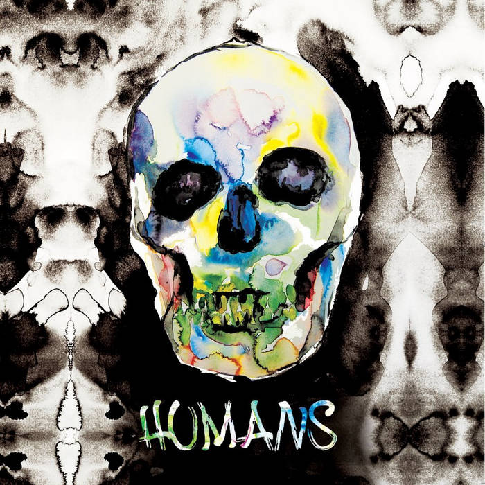 Humans 2012 cover art
