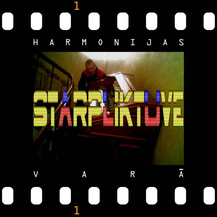 Harmonijas varā cover art