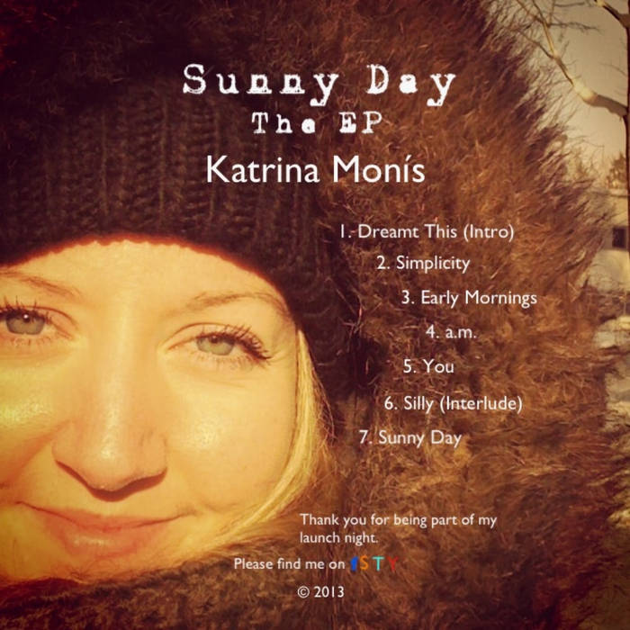 Sunny Day cover art