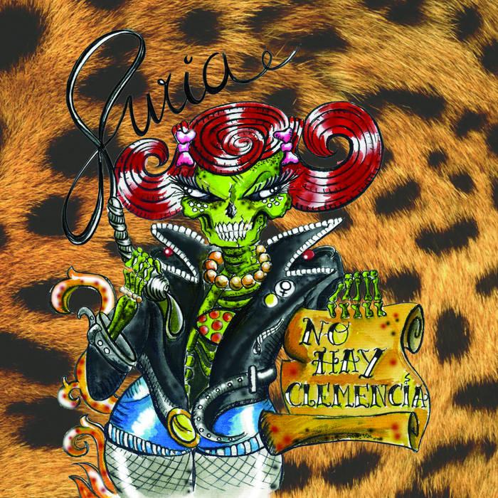 No Hay Clemencia cover art