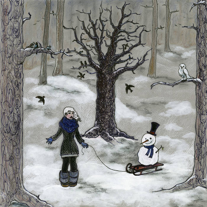 Fairly Deep Snow cover art