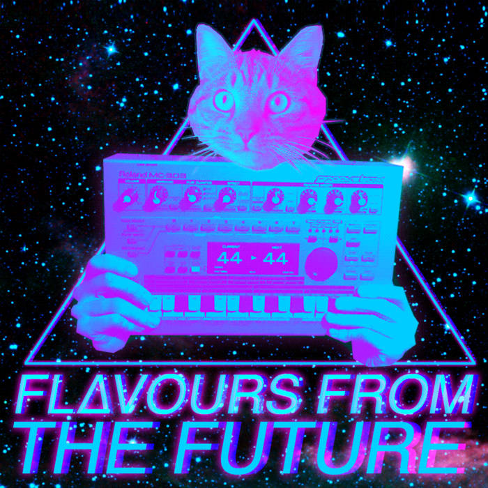 FL∆VOURS FROM THE FUTURE cover art