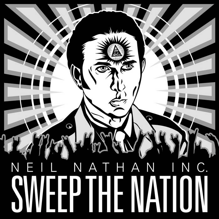 Sweep The Nation cover art