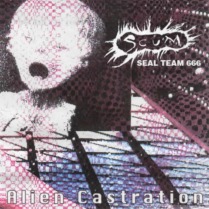 Alien Castration cover art