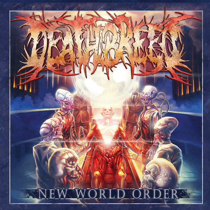 DeathBreed - New World Order cover art