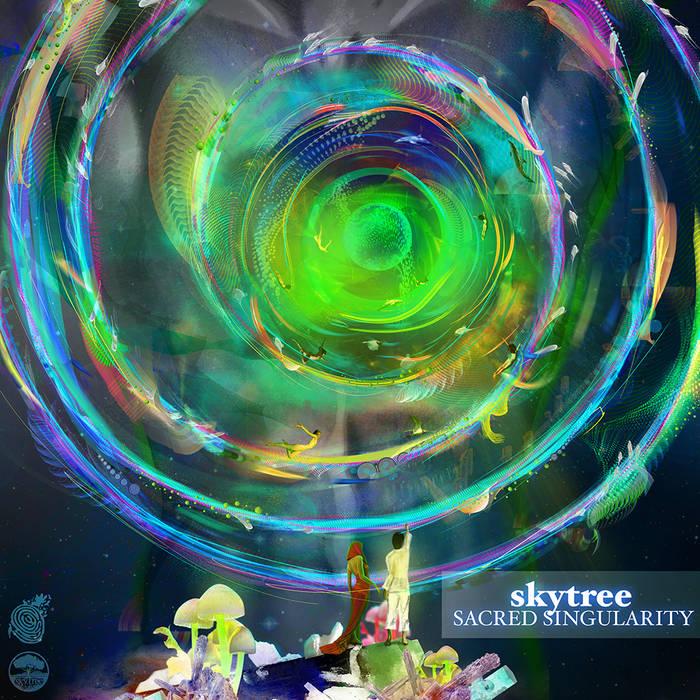 Sacred Singularity cover art