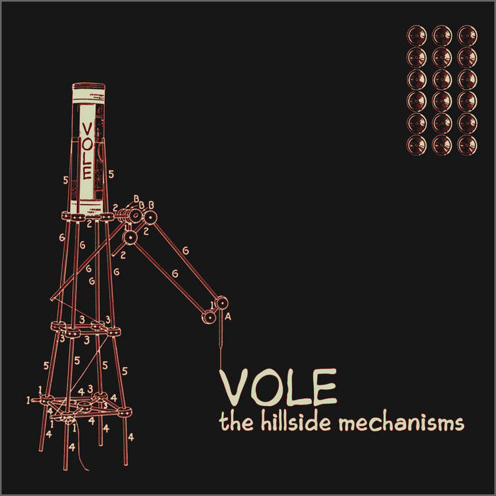 THE HILLSIDE MECHANISMS cover art