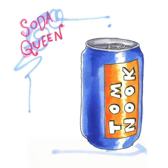 Soda Queen cover art