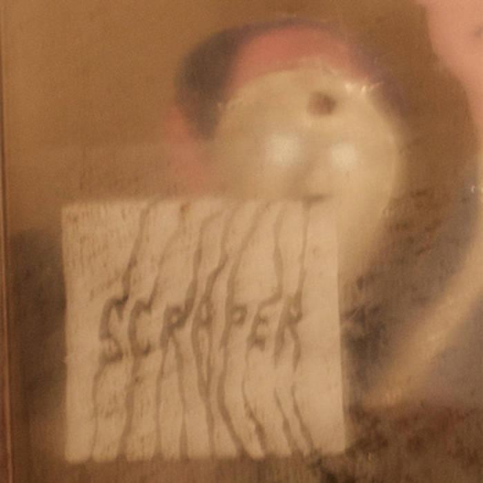 SCRAPER LP cover art