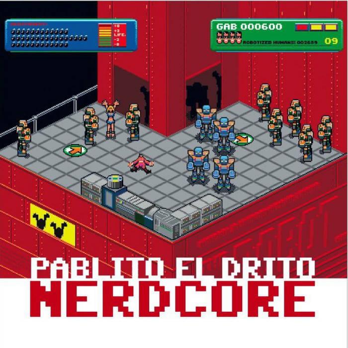 Nerdcore cover art