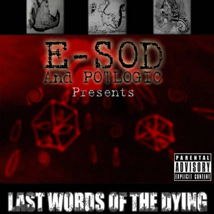 LAST WORDS OF THE DYING cover art