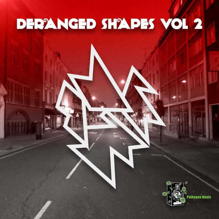 Deranged Shapes Vol 2 cover art