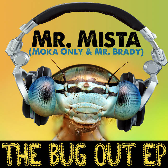 The Bug Out cover art