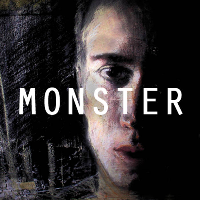 The Monster LP (2009) cover art