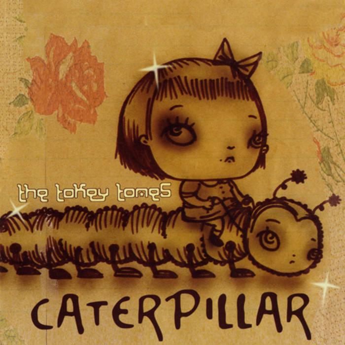 Caterpillar cover art