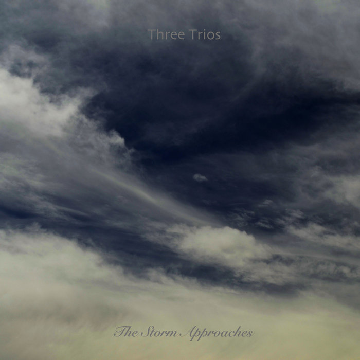 The Three Trios:  The Storm Approaches cover art