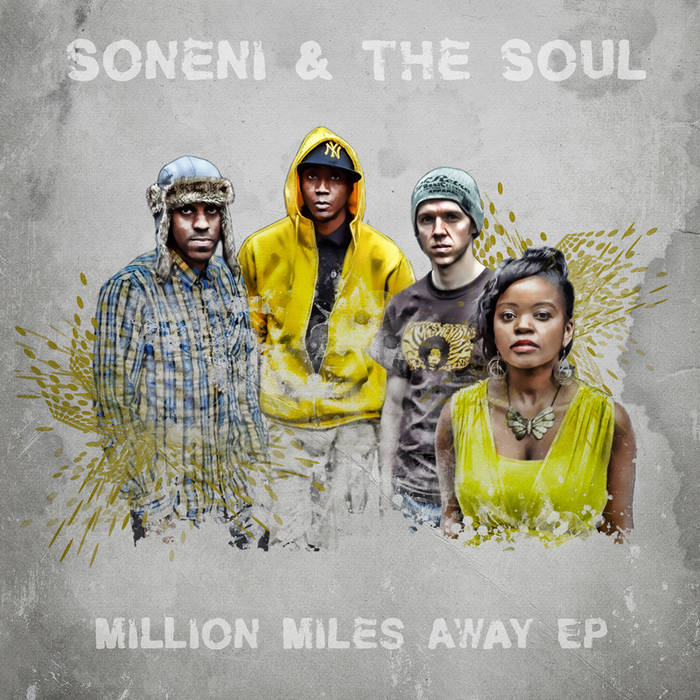 Million Miles Away EP cover art
