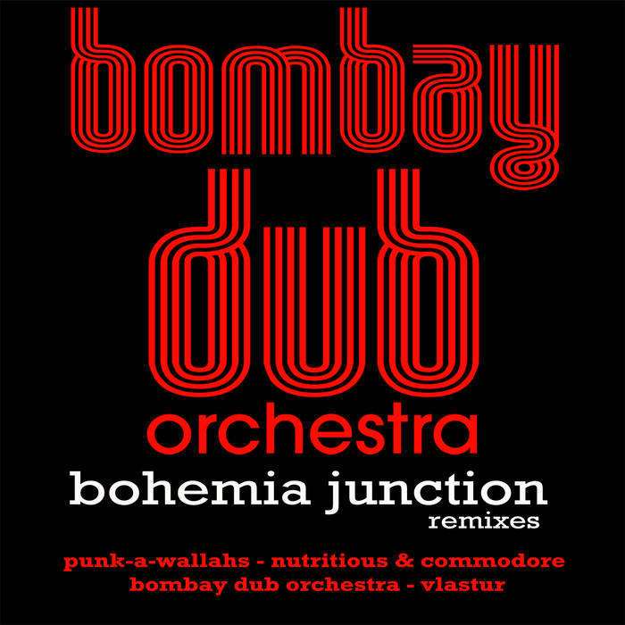 Bohemia Junction Remixes cover art
