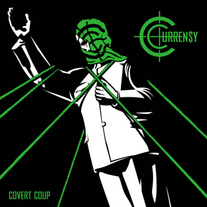 Resultado de imagen para Curren$y - Covert Coup