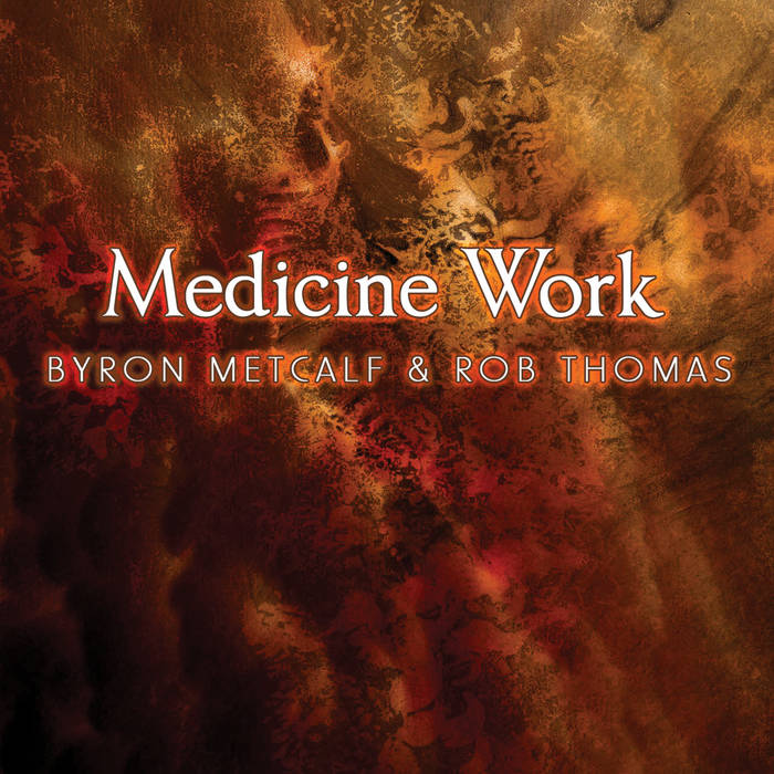 MEDICINE WORK cover art