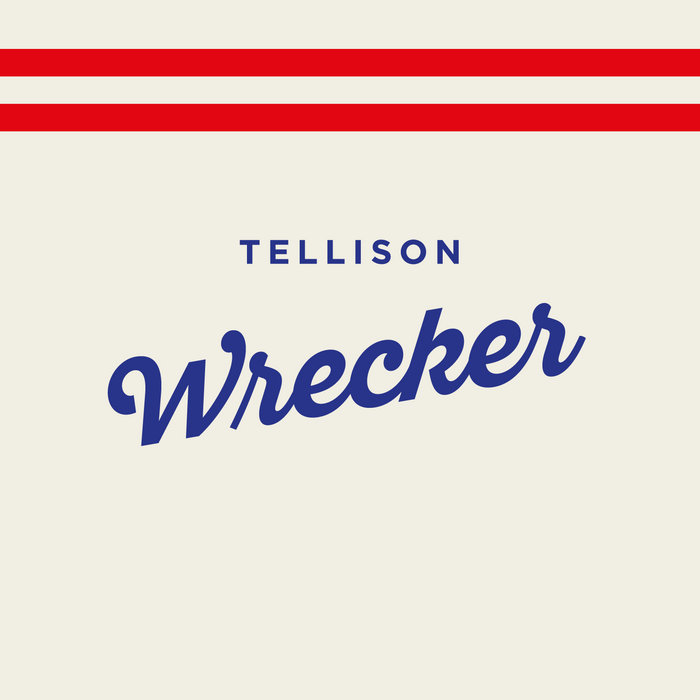 Wrecker cover art