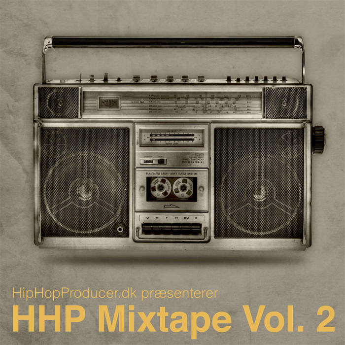 HHP Mixtape Vol. 2 cover art