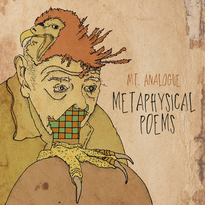 MT. ANALOGUE - METAPHYSICAL POEMS cover art