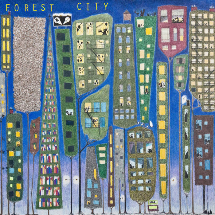Forest City cover art
