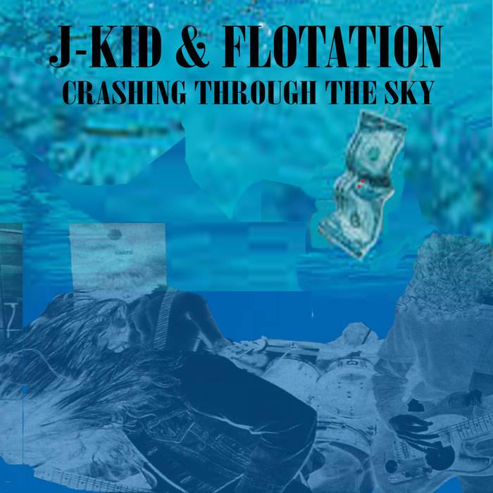 Crashing Through The Sky cover art