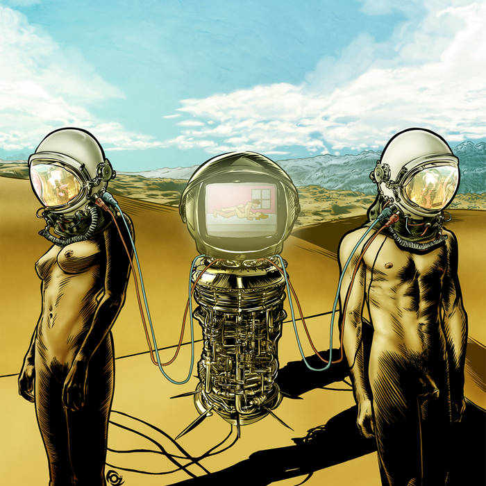 Virtual Proximity 2 cover art
