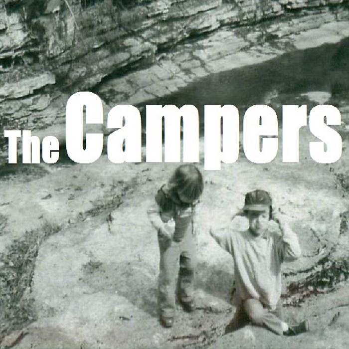 The Campers cover art